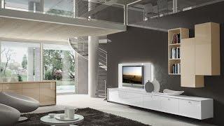 Модульная мебель для современной гостиной