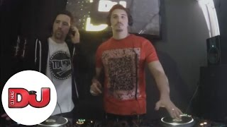 Tough Love & Jaded Live From DJ Mag HQ