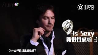 Иэн Сомерхолдер, Ian Somerhalder for JStyle China