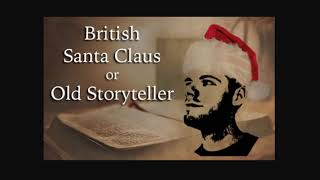 I will record a british santa claus or old storyteller voice over