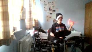 """""""Mistress for Christmas"""" -AC/DC [Drum Cover]"""