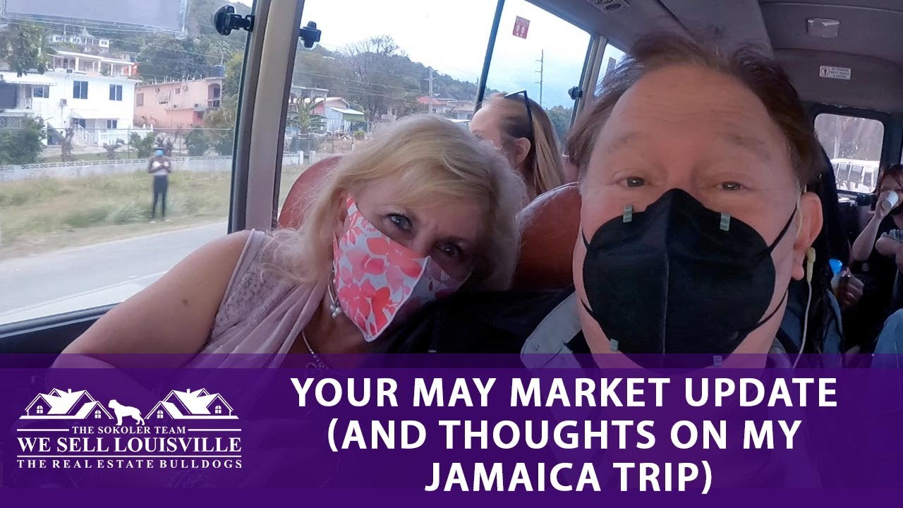 May Market Update (and What It's Like to Travel During a Pandemic)