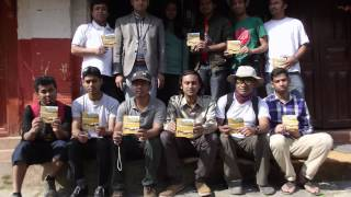 preview picture of video '2nd International ROTARACT - UNESCO Adventure Camp & Cultural Exchange 2014, Nepal'
