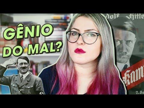 Minha Luta (Mein Kampf) | O LIVRO DO HITLER!
