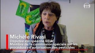 Michèle Rivasi, si vous voulez vraiment de l'écologie, votez écolos