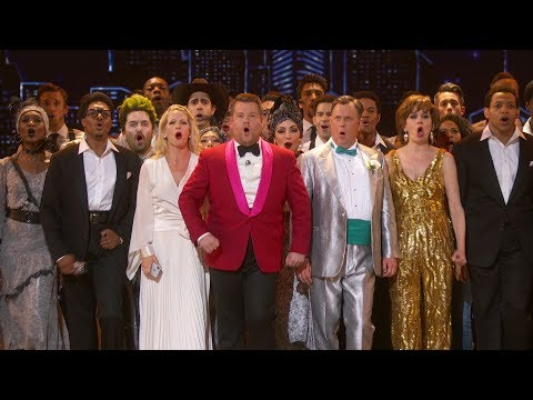 Download James Corden's Electrifying 2019 Tony Awards Opening Number Salutes The Magic Of Live Broadway HD Mp4 3GP Video and MP3