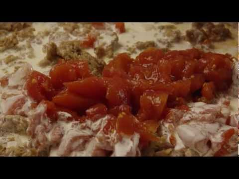 How to Make Bow Ties with Sausage Tomatoes and Cream   Allrecipes.com