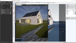 V-Ray for SketchUp – Quick Start: Exterior Lighting