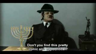 Hitler Parody: Adjusted For The Semitic Community