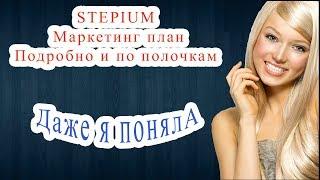 Stepium   Подробный маркетинг план  Понятно даже Блондинкам