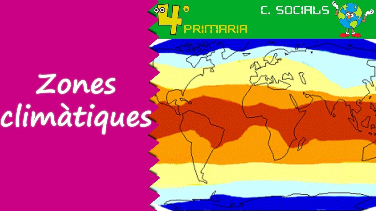Ciències Socials. 4t Primària. Tema 2. El clima