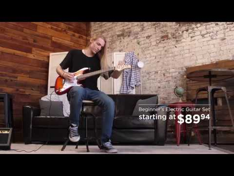 Best Choice Products' Beginner's Electric Guitar Set