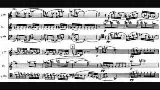 Olivier Messiaen - Quatuor pour la fin du temps (Quartet for the End of Time) [Matthew Schellhorn]