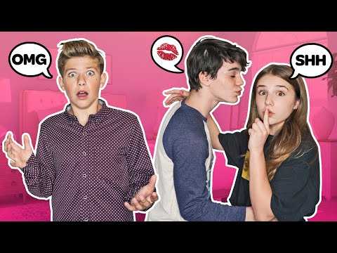 KISSING My Best Friends BOYFRIEND To See How My CRUSH Reacts *PRANK* 💋| Piper Rockelle