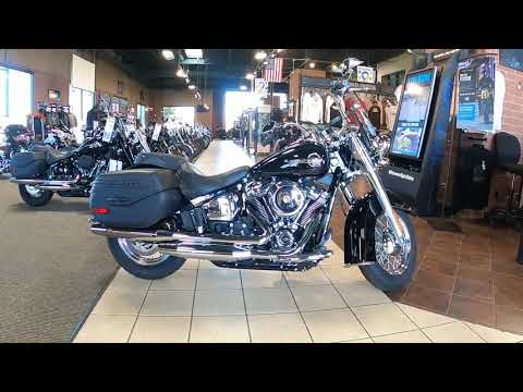 2020 Harley-Davidson Heritage Classic 107 FLHC