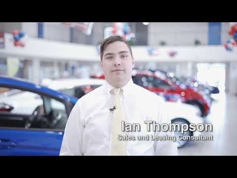 Sales and Leasing Consultant Ian Thompson