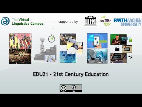 EDU21 - 21st Century Education (Course Description) - YouTube