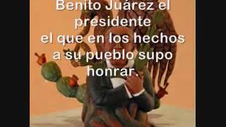 Corrido A Benito Juárez De Enrique Elliott Canta Hugo Piña