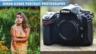 Nikon D300s Portrait Photography