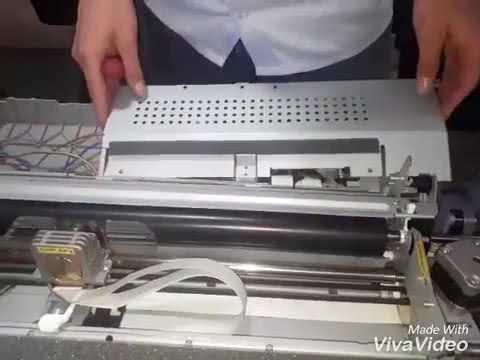 Mantenimiento impresora EPSON FX-2190