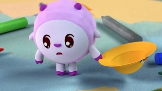 Малышарики - Сюрприз - серия 49 - обучающие мультфильмы для малышей 0-4