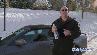 How to Open a Frozen Car Door | Mr. Mr. Locksmith™ Automotive Video