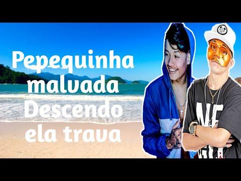 MC CL e MC Anônimo - Pepekinha Malvada (Letra Oficial)