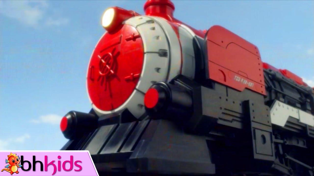 Siêu Nhân Đường Sắt - Ressha Sentai ToQger, Tập 10: Hoàng Đế Bóng Tối