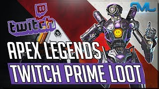 how to claim twitch prime loot apex legends - TH-Clip