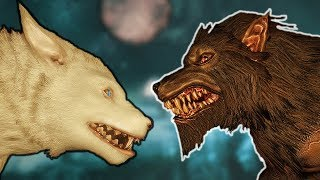 New Werewolf Overhaul - Skyrim Mods - Lupine (PC | XBOX One)