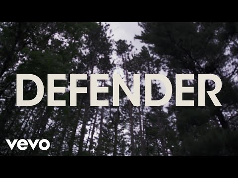 My Defender Lyric Video