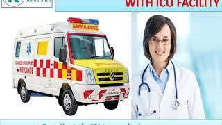 King Road Ambulance Service in Indira Nagar and Kanchnatoli Ranchi