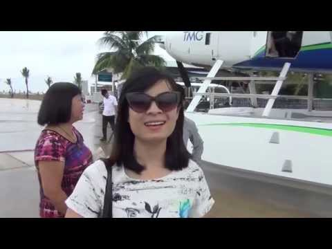 Interview customers from Phoenix Voyage and Bhaya Cruise