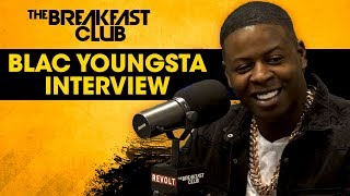 The Breakfast Club - Blac Youngsta Talks Money, Music + The Big Booty Giveaway
