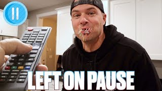 THE BEST 24 HOUR PAUSE CHALLENGE | PAUSING REAL LIFE | HILARIOUS | LEFT ON PAUSE!