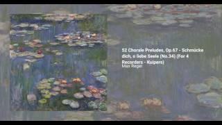 52 Chorale Preludes, Op.67
