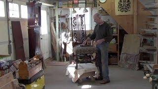 Repairing a High Back Reproduction Chair