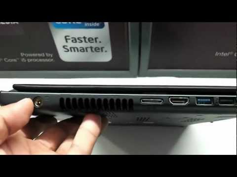 acer aspire v5 571G video review in hd comparison with V5 4 series.