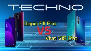 Perbandingan Oppo F11 Pro Vs Vivo V15 Pro