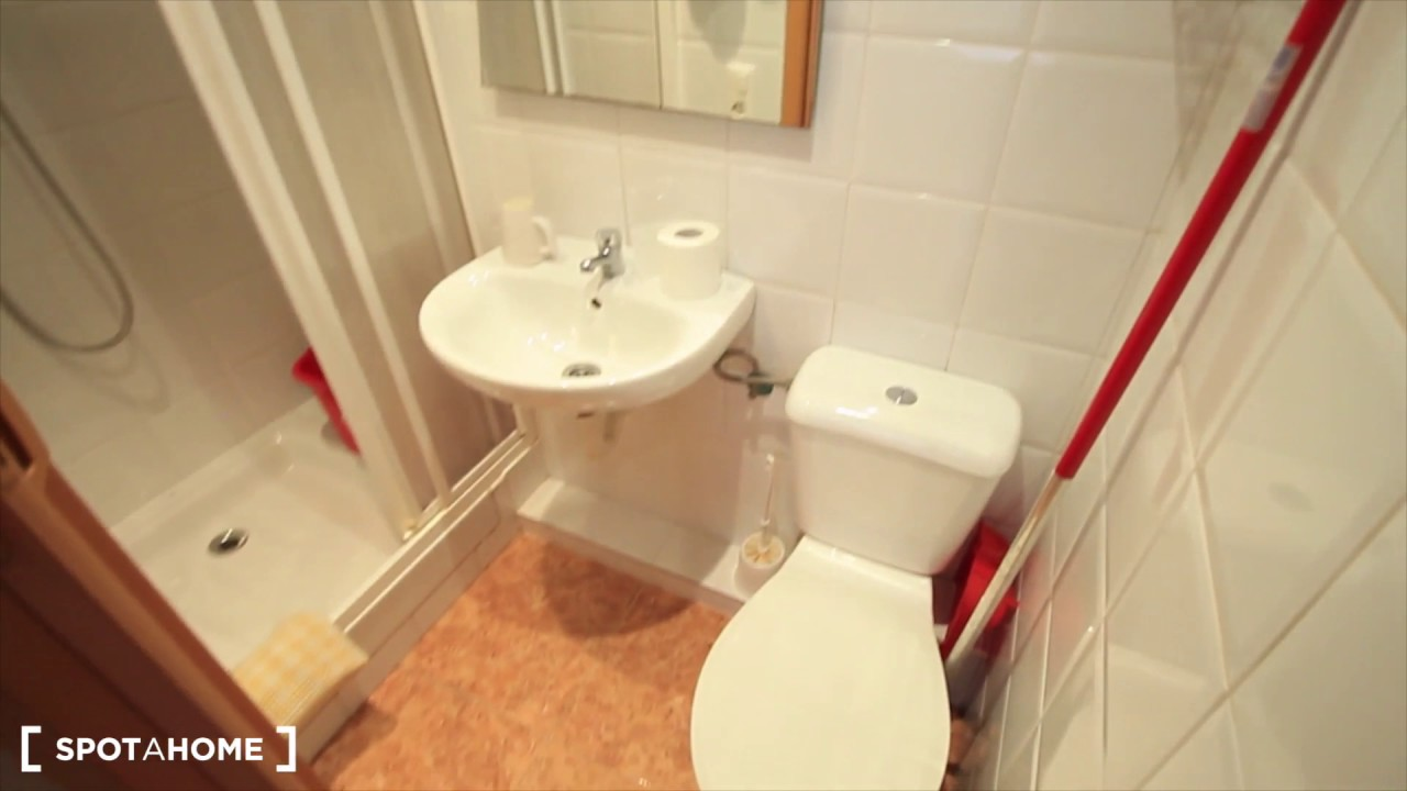 Compact studio apartment for rent in Hospitalet