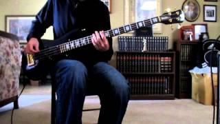 Chevelle - Fizgig Bass Cover