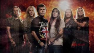 Iron Maiden - Space Truckin' (Re-Machined, A Tribute To Deep Purple's Machine Head 2012)
