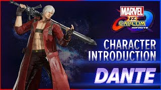 Marvel vs. Capcom: Infinite – Dante Tutorial