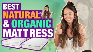 Best Natural And Organic Mattress Review (TOP 6 BEDS 2019)