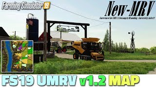 FS19 UMRV v1-2 review by BEAST