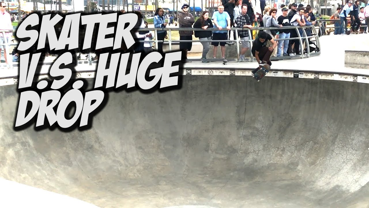 HERN SKATE DAY & CHRIS SORIANO V.s. HUGE 10ft. DROP !!! - NKA VIDS - - Nka Vids Skateboarding