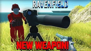 Ravenfield NEW Secret Weapon!  (Ravenfield Beta 6 Gameplay Part 13)