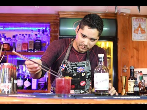 Destacado Bartender en Iquique