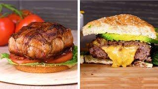 Burger Hacks   4 Life Changing Burger Hacks   Life Hacks   So Yummy