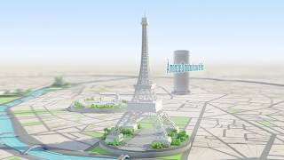 Les Parcs Icade - (Parcs Le Millénaire/Pont de Flandre/Portes de Paris)